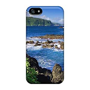 For Iphone6 4.7(hawaii) Plastic mobile phone Scratch-proof Protection Cases Covers case cover yueya's case