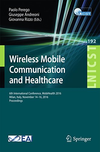 Wireless Mobile Communication and Healthcare: 6th
