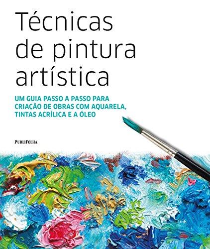 Técnicas Pintura Artística Vários Autores