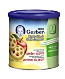 Gerber Wobbly Wheels Snack, 42g canister (6 pack)
