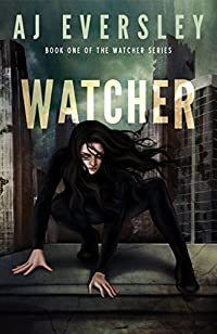 Watcher by AJ Eversley ebook deal