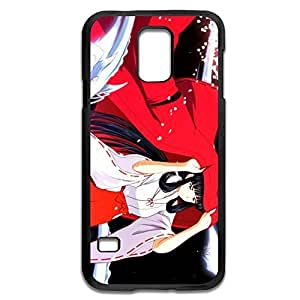 Inuyasha Kikyou Kikyo Friendly Packaging Case Cover For Samsung Galaxy S5 - Style Cover