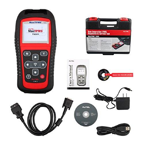 Autel Autool Tire Pressure Monitoring System Car Diagnostic Tool MaxiTPMS Auto Scan Tool (TS501)