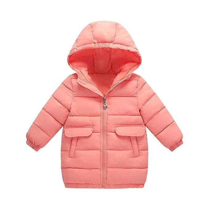 lowest price 33e5d 6f704 LSERVER Kinder Winter Daunenjacke Herbst und Winter Jungen ...