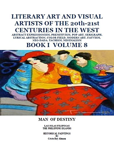 Literary Art and Visual Artists of the 20th - 21st Centuries in the West: Abstract Expressionism, Premitivism, Pop Art, Serigraph, Lyrical Abstraction, Color Field