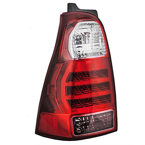(Passengers Taillight Tail Lamp Replacement for Toyota SUV 81551-35320)