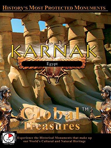 Global Treasures - Karnak - (North Entrance)