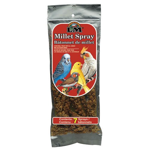 Millet Spray Bird Treat - 7 pk
