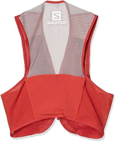 nbsp;set Red Adulte nbsp;sac lab S Pour D'hydratation Salomon 2 Unisexe Sense qaIUO7w