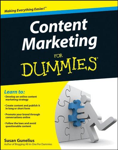 51ldeZ6 5kL - Content Marketing For Dummies