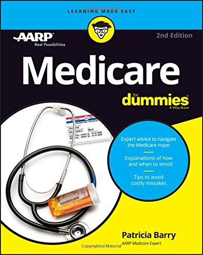 Medicare For Dummies by Patricia Barry (2016-06-20)