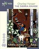 Charley Harper: The Sierra Range 1,000-piece Jigsaw Puzzle