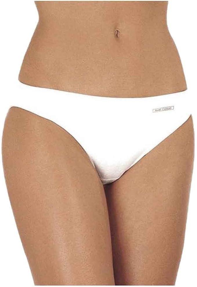 AVET Bikini Mini de Algodón Modelo 35069: Amazon.es: Ropa y accesorios