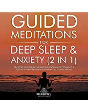 Guided Meditations for Deep Sleep & Anxiety (2 in 1)