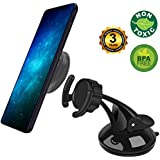 DAXIONGXAX Phone Holder car Pop Car Mount Windshield Short Holder, Cell Phone Stand Collapsible Grip Phones Expanding Grip, Easier Navigation, Calling & Music