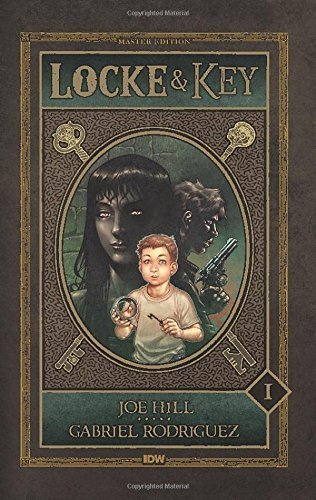 locke and key master edition - 9