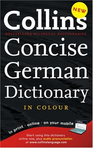 Collins Concise German Dictionary