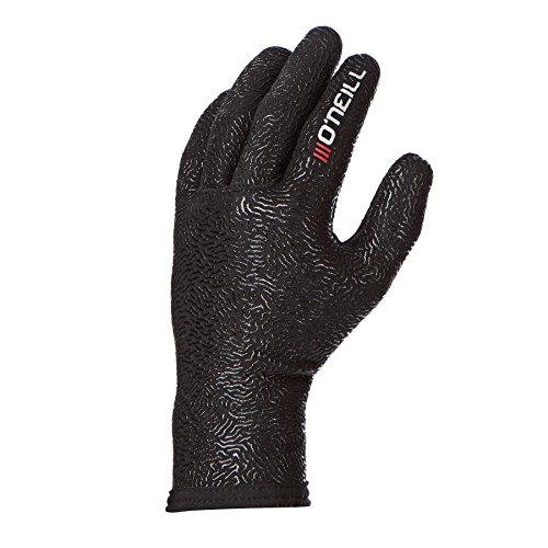 O Neill FLX Wetsuit Gloves X Large Black