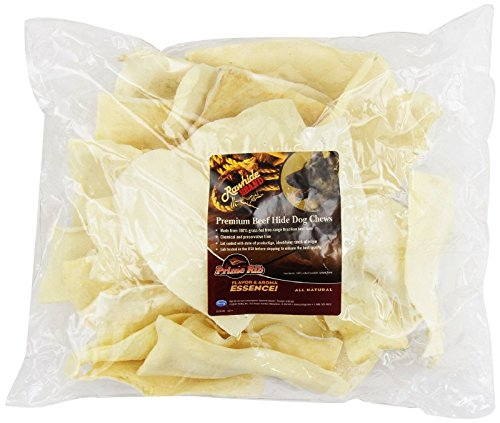 Rawhide Brand 2 by 4-Inch Prime Rib Essence Chips, 32-Ounce, Bag/Decal