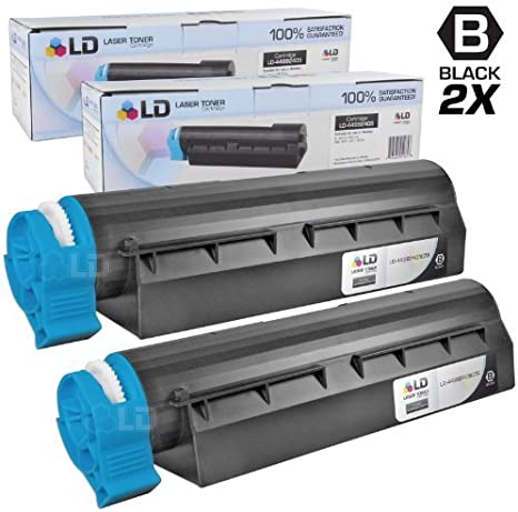 NYT Compatible High Yield Drum Cartridge Replacement for 44574307 for Okidata MB451,MB451w,MB451w MFP Black,1-Pack