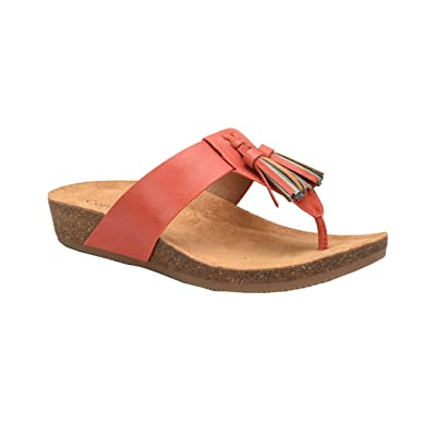 Comfortiva Women's, Gella Low Heel Thongs | Sandals