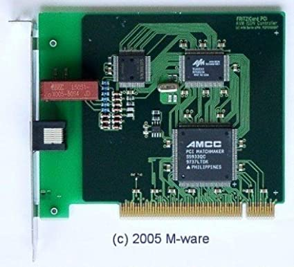 AVM ISDN FRITZ!Card Fritzkarte PnP PCI ID2255