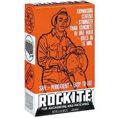 Hartline 10006 Rockite Cement 15 Min 5 Lb
