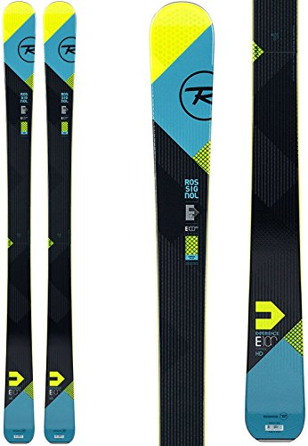 Rossignol Men's Experience 100 HD TI: All Mountain Skis -...