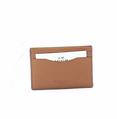 0ab749b6ba COACH Men's Leather Card Case Box Set