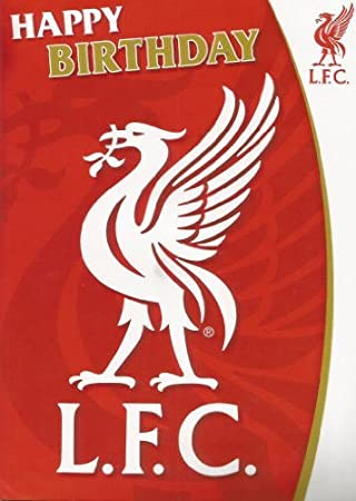 Liverpool fc sound greeting card amazon office products liverpool fc sound greeting card reheart Images