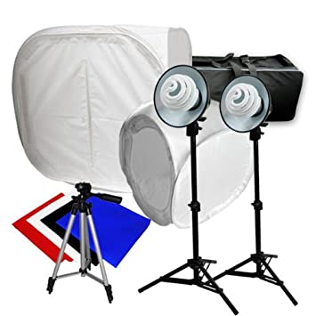 LimoStudio Photography Studio 12u0026quot; and 30u0026quot; Photo Studio Tent Light Backdrop Kit in a  sc 1 st  Amazon.com & Amazon.com : LimoStudio Photography Studio 12