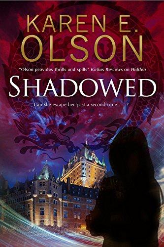 Shadowed: A thriller (A Black Hat Thriller Book 2)