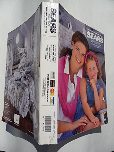 1993 SPRING/SUMMER ANNUAL SEARS CATALOG