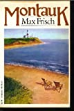 Montauk by Max Frisch front cover