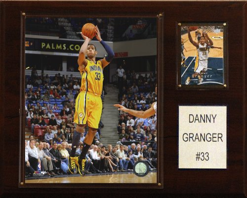 NBA Danny Granger Indiana Pacers Player Plaque