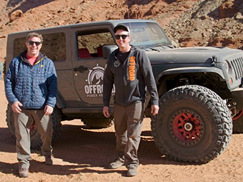 Month of Moab: Jeep JK With a Cummins R2.8