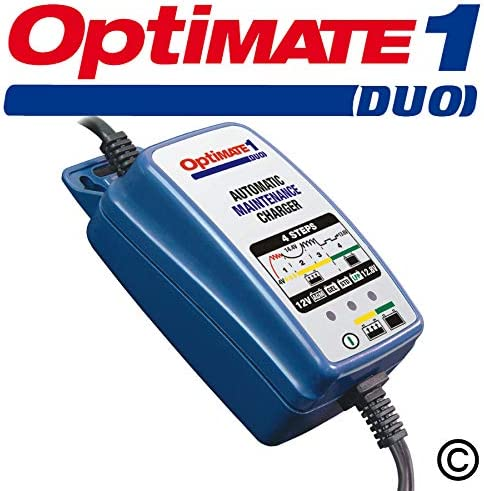 TecMate OptiMATE CABLE O-12 da spina SAE ad AUTO Adattatore