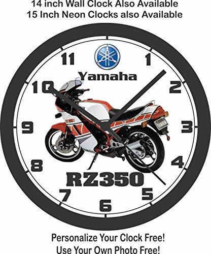 Yamaha Rz350 2 Stroke Superbike Wall Clock