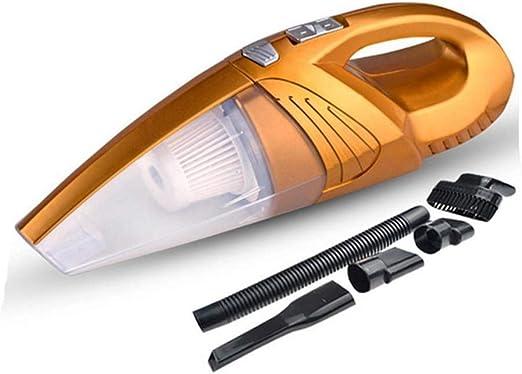 XLKP999 Aspirador para automóvil seco y húmedo de 120 W Aspirador portátil para automóvil de Alta Potencia para Limpiar Polvo, Migas de Pan, Pelo de Mascotas: Amazon.es: Hogar