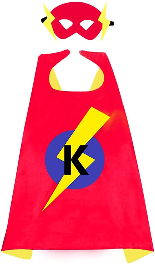 ATOPDREAM TOPTOY Superhero Capes for Kids - Best Gifts