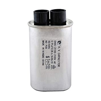 Poweka WB27X10011 Condensador Microondas Compatible con GE RCA ...