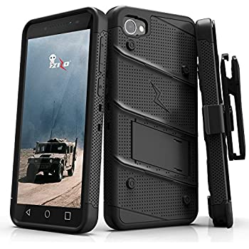 Amazon Com Alcatel Idol 4 Case Zizo Static Series