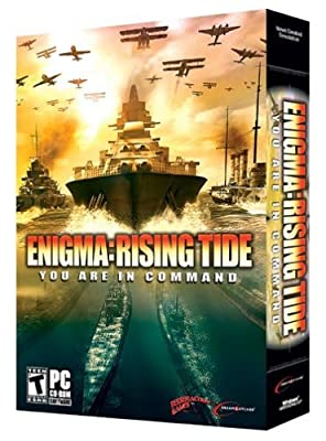 Enigma: Rising Tide - PC by Dreamcatcher
