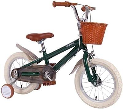 K-G Bicicleta Infantil Bici del Cabrito, Niños Bicicletas For 2-10 ...
