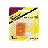 Buss Automotive Mixi Fuse 40 Amp-Mfg# BP/MAX-40-RP - Sold As 20 Units