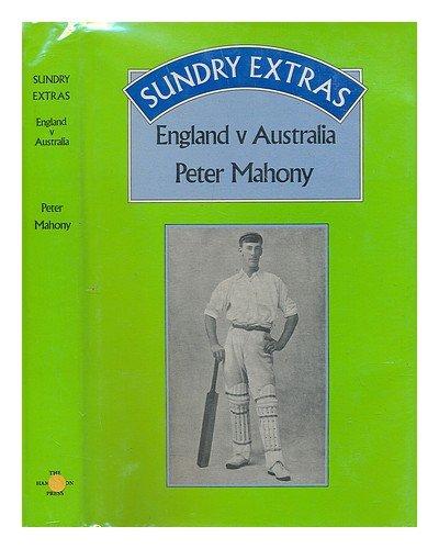 Sundry extras: England v Australia