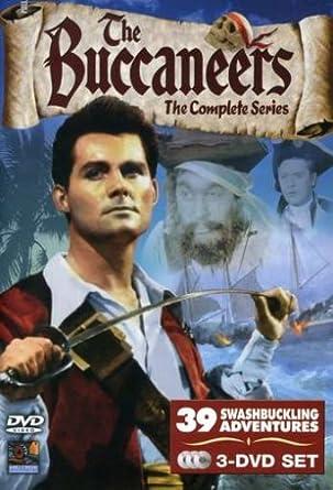 Amazon com: The Buccaneers: The Complete Series: Robert Shaw