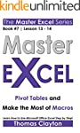 EXCEL: Master Excel: Pivot Tables and...