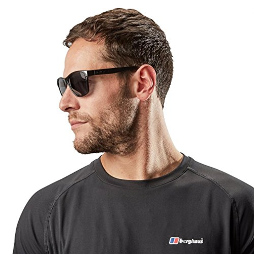 Cruise Sunglasses - Shiny Blk With M Blk Temple P800 POLARISED w36n9