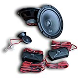 CT Sounds Bio 6.5 Inch Component Full Range Speaker Set